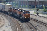 BNSF Intermodal