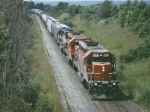 DM&E (ex-CP) 6072 East