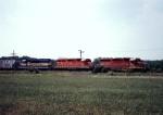 DM&E (ex-CP) 6072 East