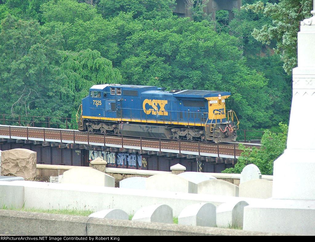 CSX 7325 X098