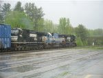 NS Mixed Freight in Saratoga
