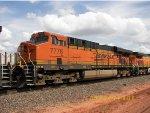 BNSF ES44DC 7776