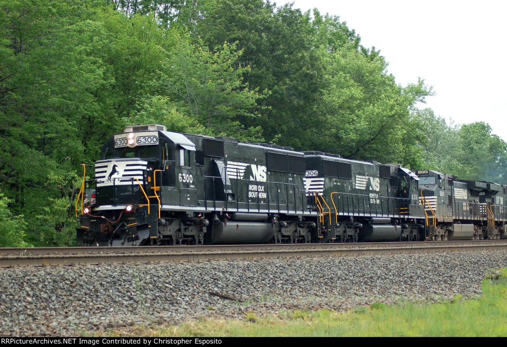 NS SD40E 6300
