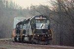 NS SD40-2 3357
