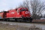 CP 4407 is power for the G67 local today