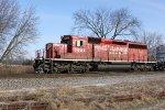 CP 5995 in profile