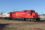 CP 4422 accelerates eastward with G67