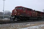 CP 8536 with 198 follows not far behind