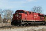 """CP train 299 west is another """"dimmer"""""""