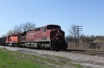 CP 9604 and 5951 with an EB loaded coal train