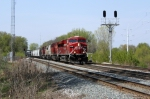 CP 8798 leads 3 others on eastbound 280
