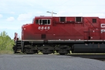 CP 8845 leads 281 across Ontario St.