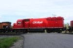 CP 4611 is another ex-MILW unit