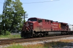 CP 8614 is the first of 4 units on 281 WB