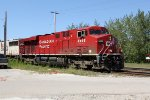 CP 8818 leads an eastbound freight that I believe was 280