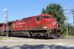 CP 9617 splits the signals with an EB ethanol train
