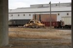 Another MoW machine on the west end of Muskego Yard