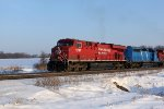 CP 8835 and company get 283 rolling again