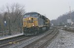 CSX 710 and 1207