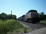 UP 5953 eastbound UP loaded coal train