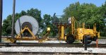 NICD 72200- Used catenary takeup spooler