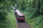 VT 798-647 of the Zuid-Limburgse Stoomtrein Maatschappij
