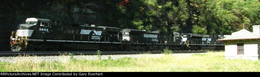 NS 9869, NS 9671 and NS 2757