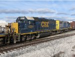 CSX 6354 & 2790