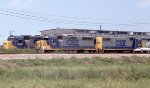 CSX 2558 GP38-2 with no dynamic brakes nee Durham & Southern