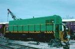 New locomotive.
