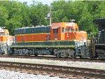 SSR 1340 trailing on NS 372
