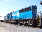 NS (Conrail) SD-50 5432 trailing unit on Triplecrown Train. 9/11/2005
