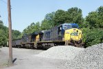 CSX 536 and 837