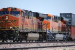 BNSF 7207 leads a Brand New BNSF 6717 westbound.