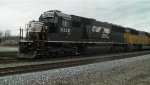 New Rebuild of SD50 into SD40E