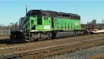 HLCX ex-Burlington Northern