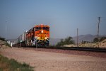 BNSF 6894 heads eastbound as a Lead Unit pulling a Z Train towards the BNSF Barstow yard.