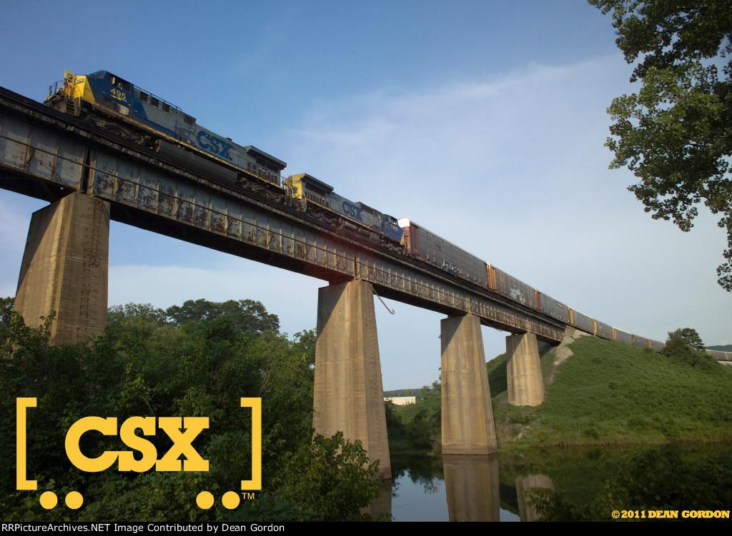 CSX Etowah Bridge