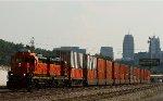 BNSF-KCS Schneider transfer