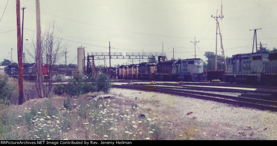 CSX 4242 & others (1)