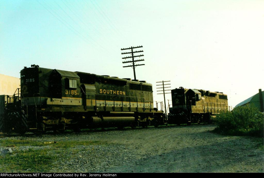 SOU 3185 & 2867