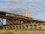 UP Ballast Train