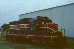 GRN 704 is at work at the Berea yard.