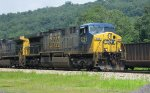 CSXT 626 Eastbound Loaded Coal Train