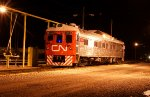 CN 1501 Engineering Car