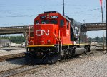 CN 5407 between assignments