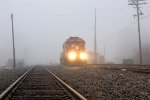 IC 9623 in the fog