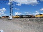 SP 3rd of 5th Unit in Locomotive Consist