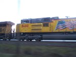 More UP SD70ACes.