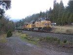 Some Atypical Cascade Line Power